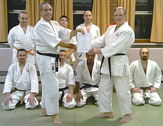 AIKIDO UK - INTRODUCTION TO COACHING